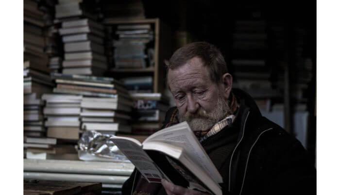 疲れる読書の特徴